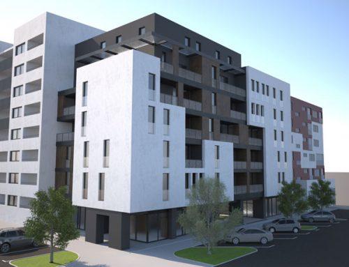 Stambeno-poslovna građevina Centar Zvonimir – Z7