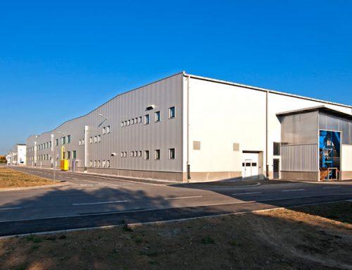 Tvornica željezničkih vozila Gredelj – skladište