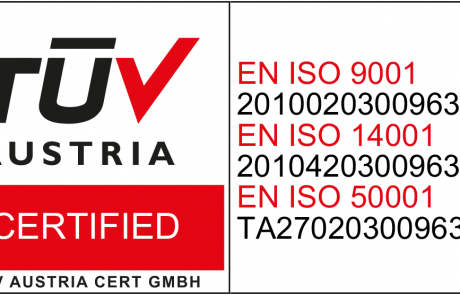 ISO 9001, 14001, 50001